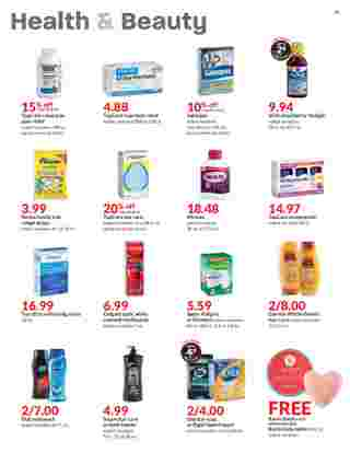 Hy-Vee - deals are valid from 01/27/21 to 02/02/21 - page 20.
