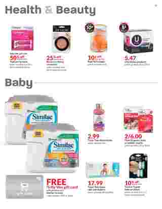 Hy-Vee - deals are valid from 01/27/21 to 02/02/21 - page 22.