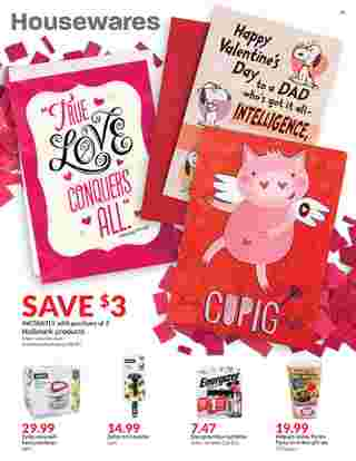 Hy-Vee - deals are valid from 01/27/21 to 02/02/21 - page 26.
