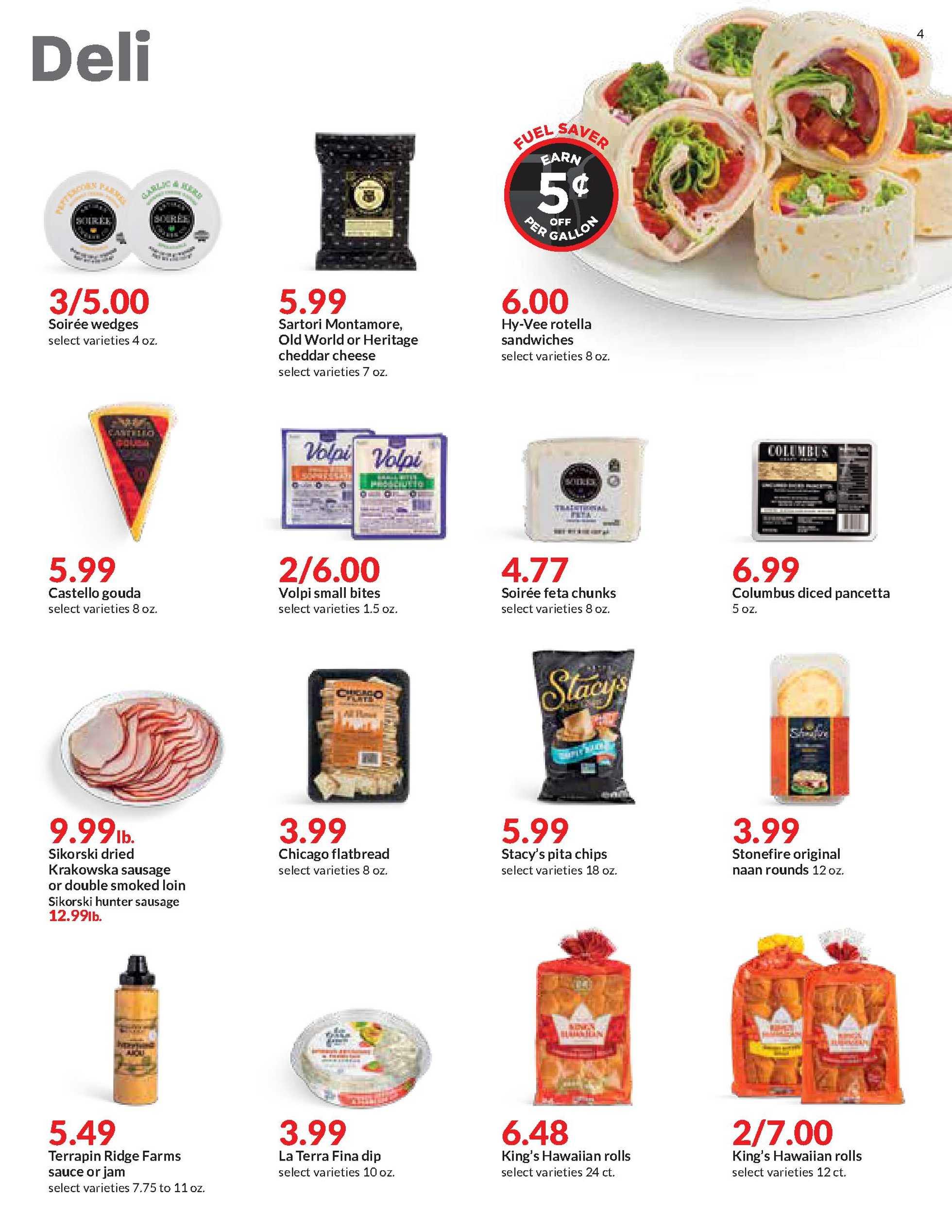 Hy-Vee - deals are valid from 01/27/21 to 02/02/21 - page 4.