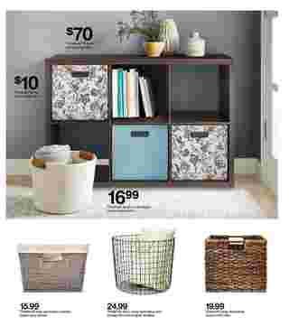 Target - deals are valid from 09/06/20 to 09/12/20 - page 18.