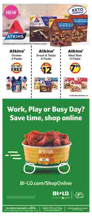 BILO - deals are valid from 01/15/20 to 01/21/20 - page 11.