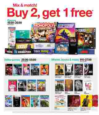Target - deals are valid from 02/09/20 to 02/15/20 - page 6.