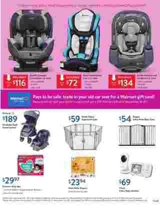 Walmart - deals are valid from 08/30/19 to 09/14/19 - page 13.