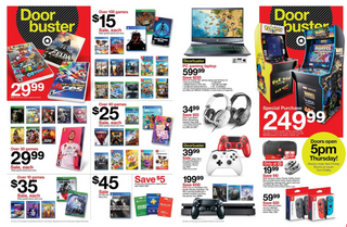 Target - promo starting from 11/28/19 to 11/30/19 - page 7.