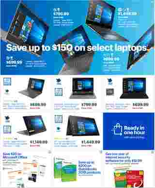 Best Buy - deals are valid from 05/05/19 to 05/11/19 - page 33.