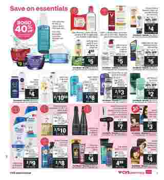 CVS - deals are valid from 07/05/20 to 07/11/20 - page 7.