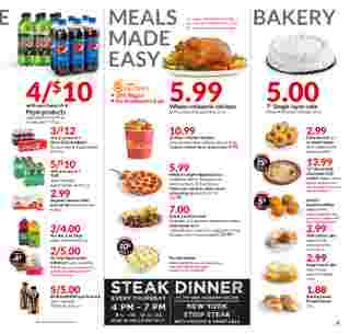 Hy-Vee - promo starting from 01/22/20 to 01/28/20 - page 13.