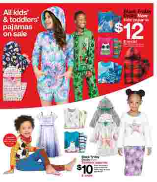 Target - deals are valid from 11/22/20 to 11/28/20 - page 32.