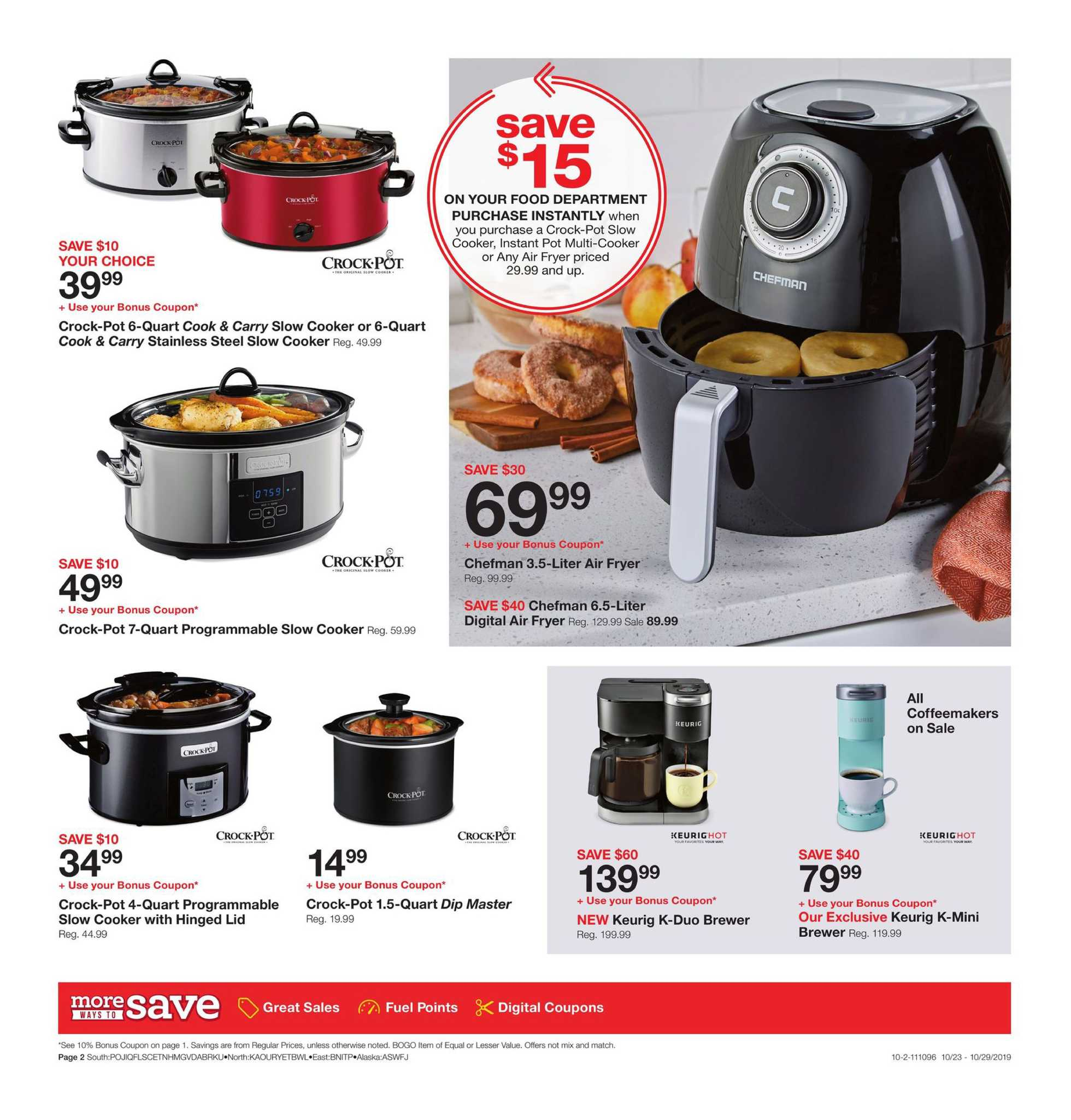 Fred Meyer - deals are valid from 10/23/19 to 10/29/19 - page 2.