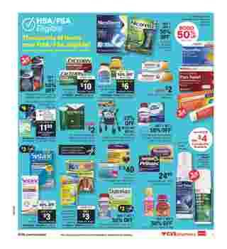 CVS - deals are valid from 11/01/20 to 11/07/20 - page 11.