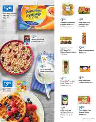 Walmart - deals are valid from 09/30/20 to 10/27/20 - page 5.