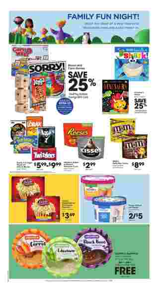 Kroger - promo starting from 01/15/20 to 01/21/20 - page 8. The promotion includes ultima, movies, books, books, movies, ultima
