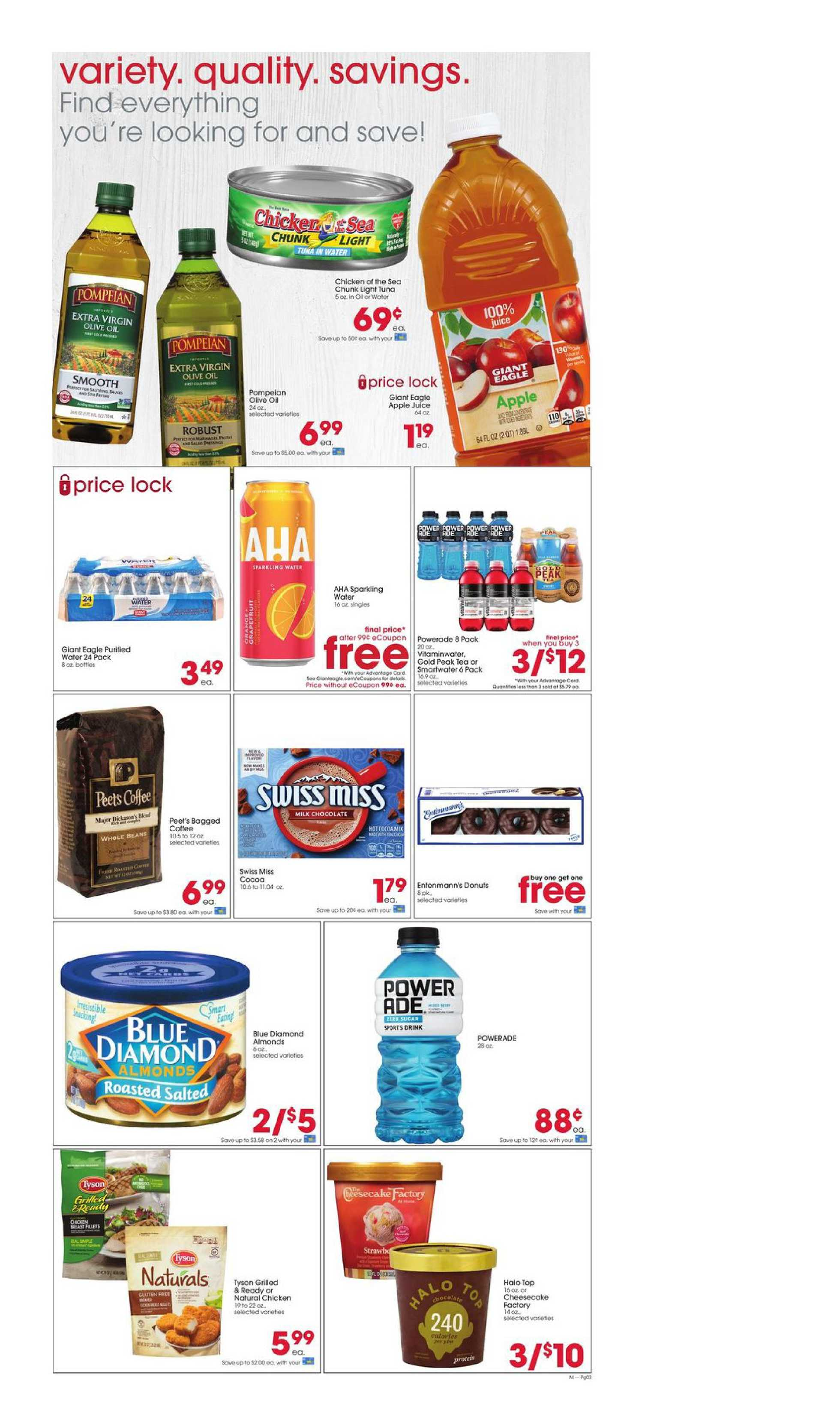 Giant Eagle - deals are valid from 10/15/20 to 10/21/20 - page 3.