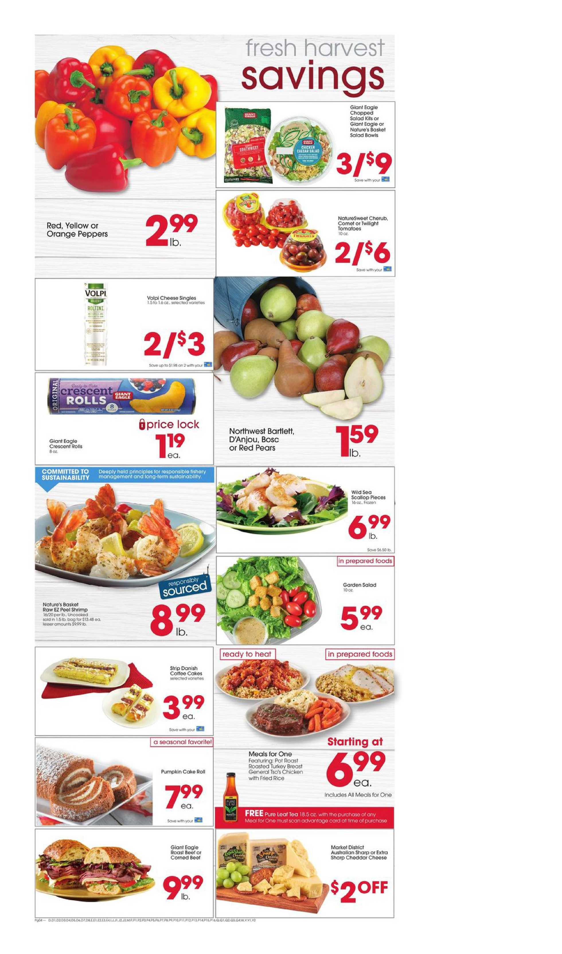 Giant Eagle - deals are valid from 10/15/20 to 10/21/20 - page 4.