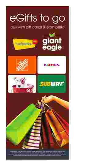 Giant Eagle - deals are valid from 10/15/20 to 10/21/20 - page 6.