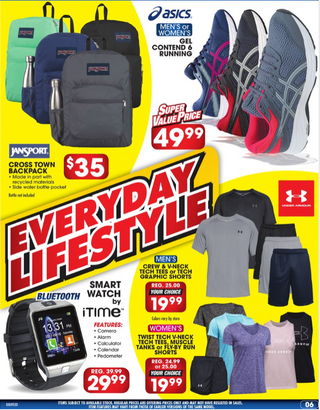 Big 5 Sporting Goods - deals are valid from 08/09/20 to 08/15/20 - page 7.