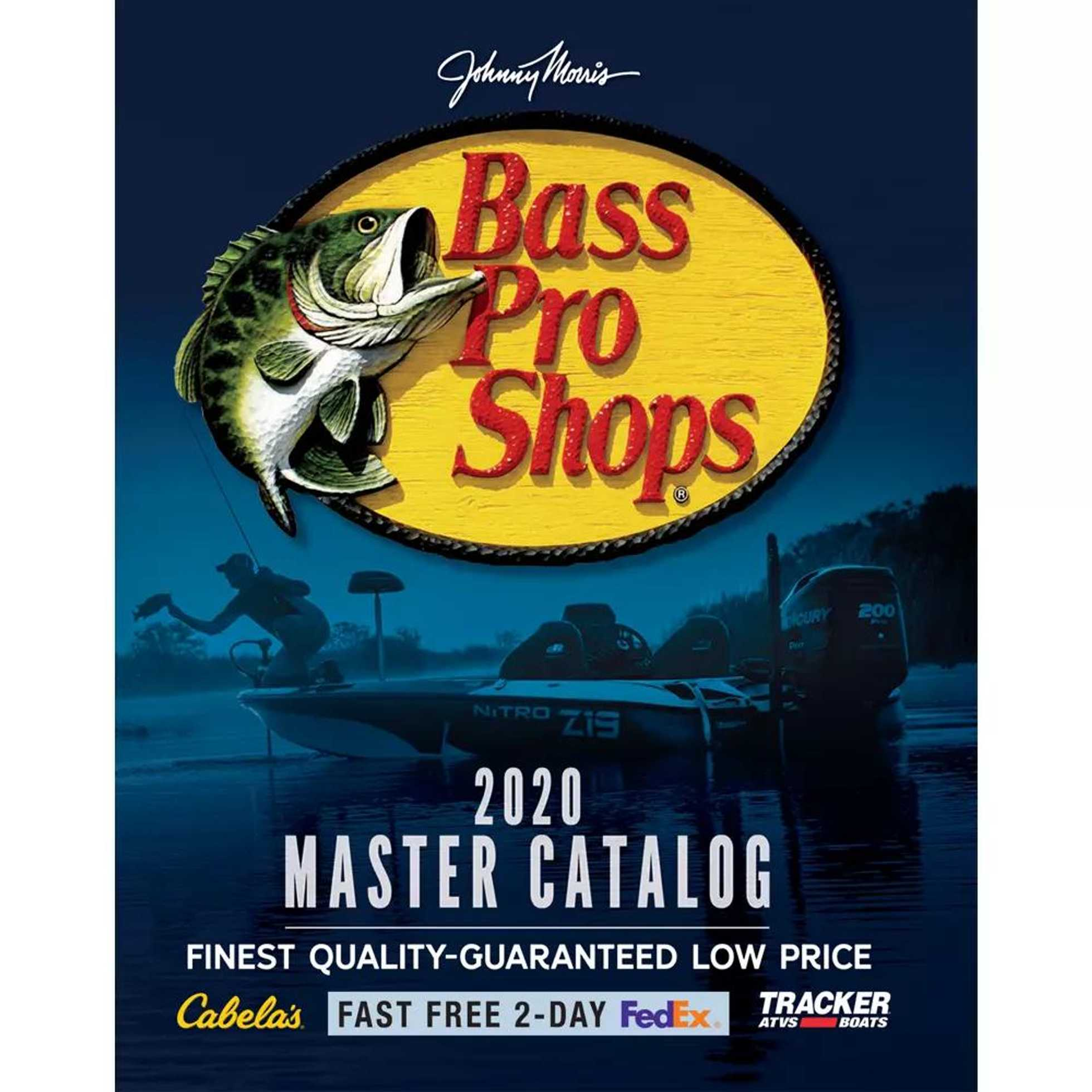 Bass Pro Shops - deals are valid from 01/01/20 to 01/01/21 - page 1.