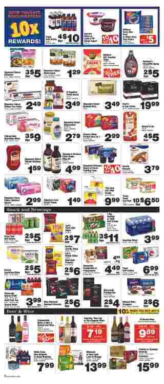 Albertsons - deals are valid from 08/21/19 to 08/27/19 - page 6.