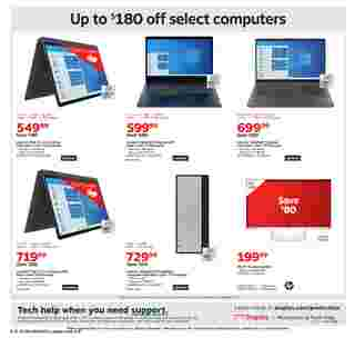 Staples - deals are valid from 09/13/20 to 09/19/20 - page 9.