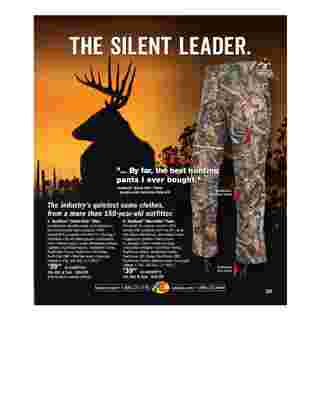Bass Pro Shops - deals are valid from 09/01/19 to 12/28/19 - page 107.