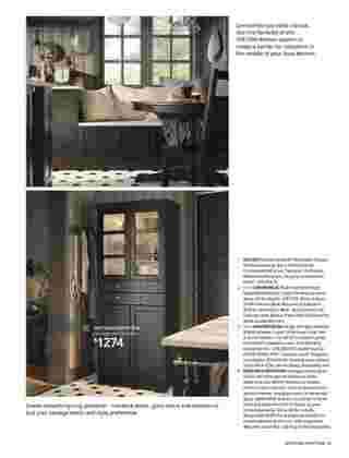 Ikea - deals are valid from 12/01/20 to 08/31/21 - page 47.