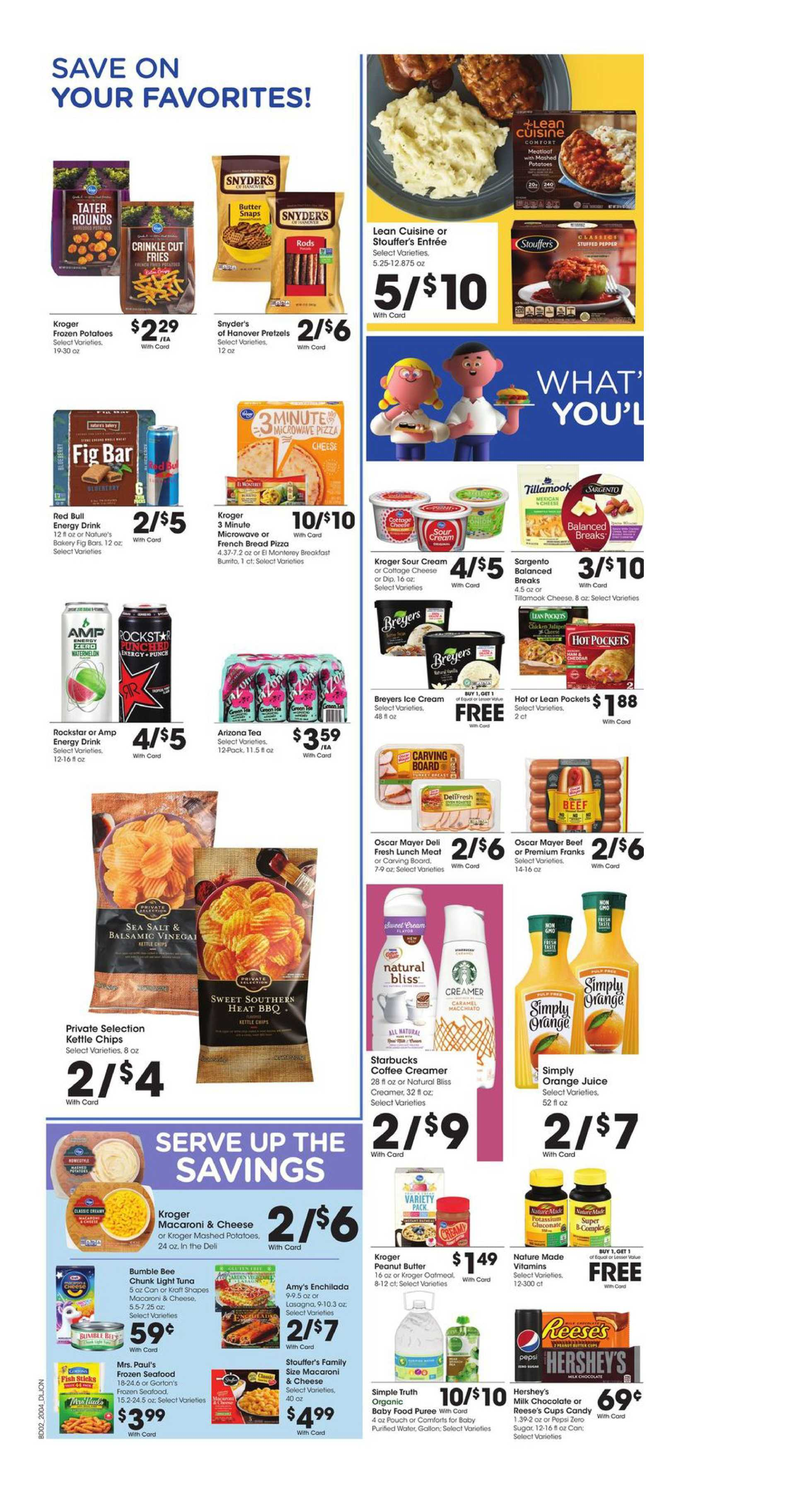 Kroger - deals are valid from 02/26/20 to 03/03/20 - page 4.