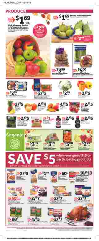 Stop & Shop - deals are valid from 11/08/19 to 11/14/19 - page 16.
