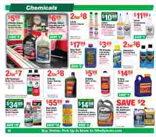 O'reilly - promo starting from 12/25/19 to 01/28/20 - page 10.