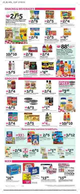 Stop & Shop - deals are valid from 07/17/20 to 07/23/20 - page 8.
