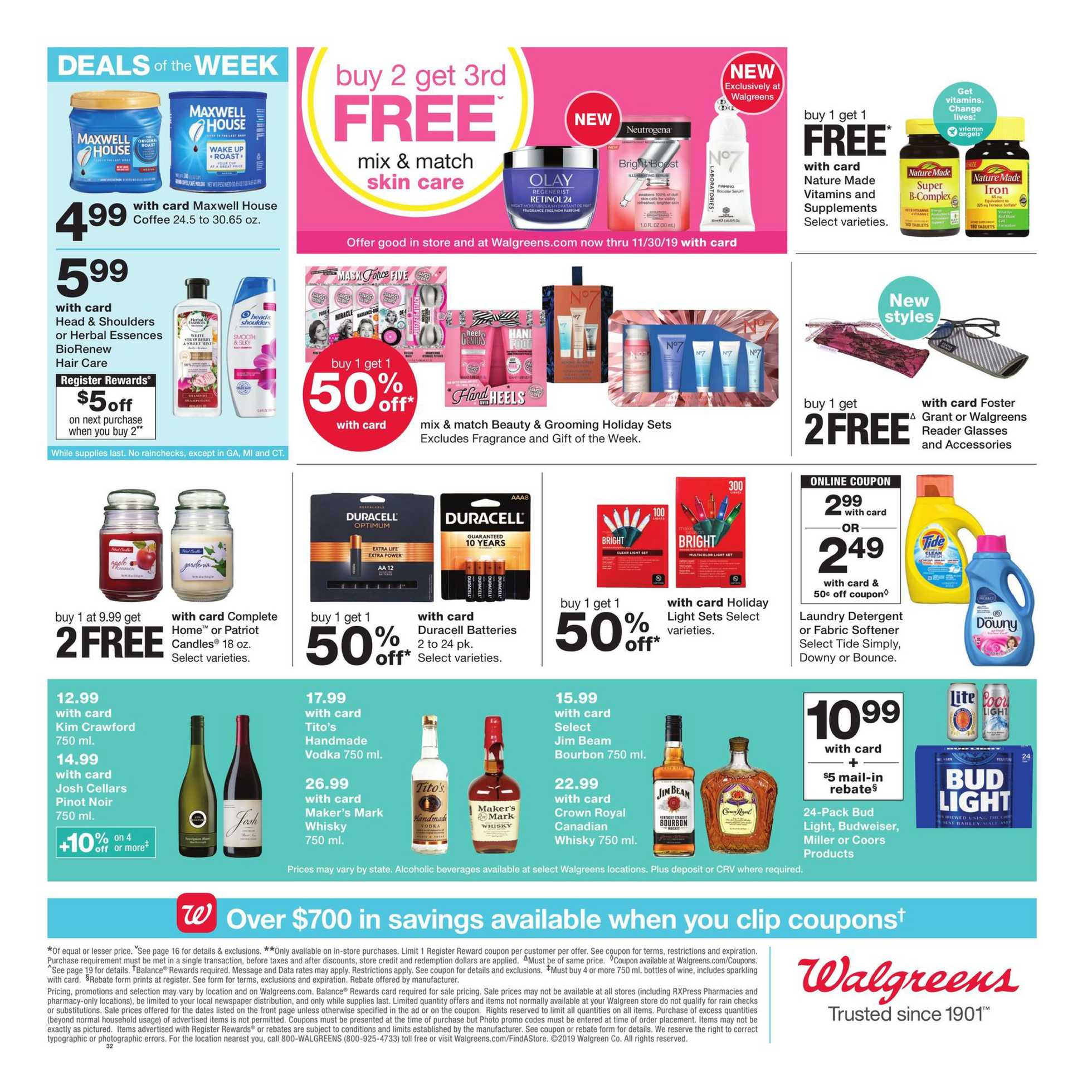 Walgreens - deals are valid from 11/24/19 to 11/30/19 - page 2.