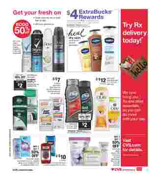 CVS - deals are valid from 08/28/19 to 08/31/19 - page 9.