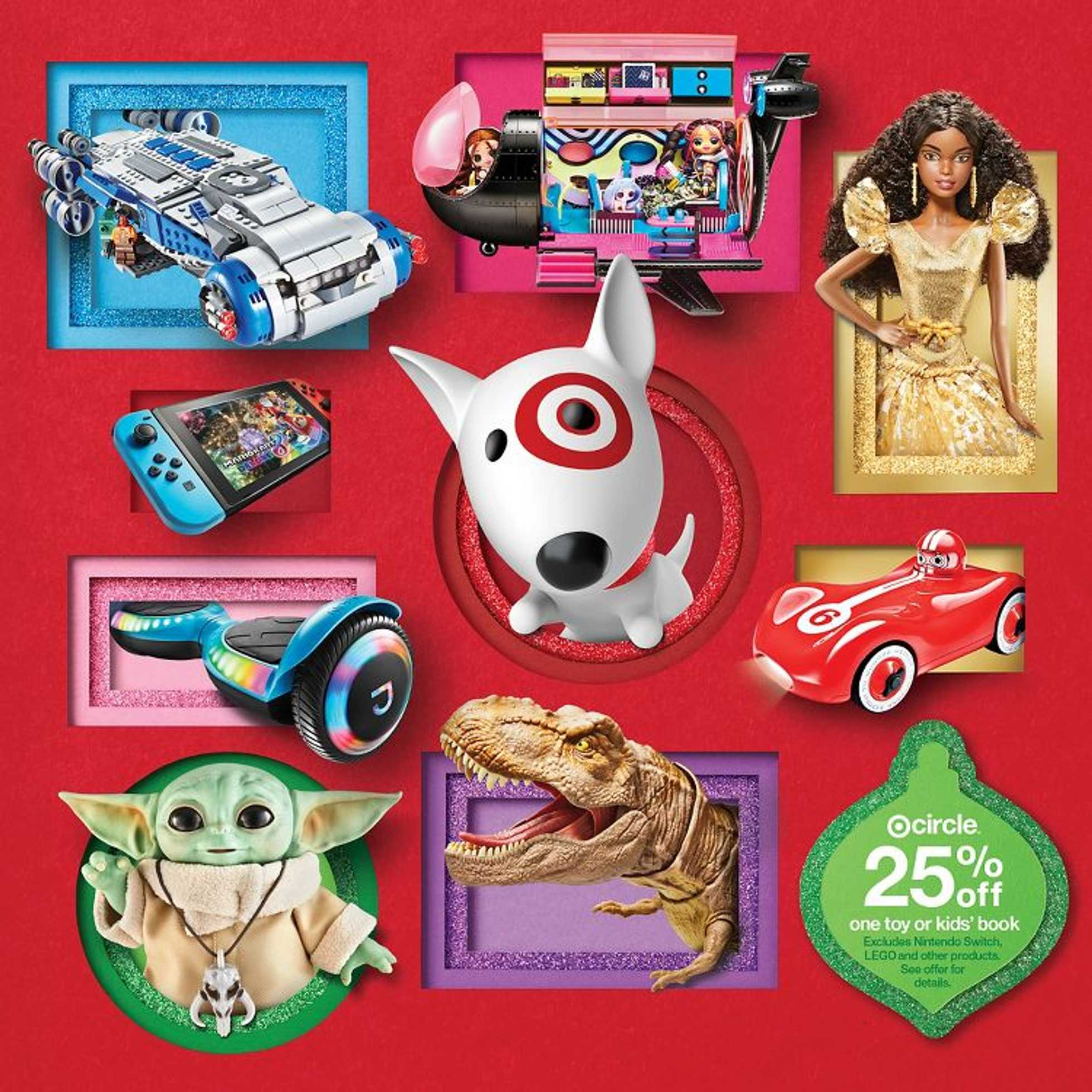 Target - deals are valid from 10/25/20 to 11/21/20 - page 1.