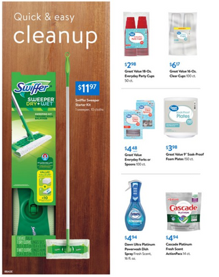 Walmart - deals are valid from 07/29/20 to 09/01/20 - page 7.