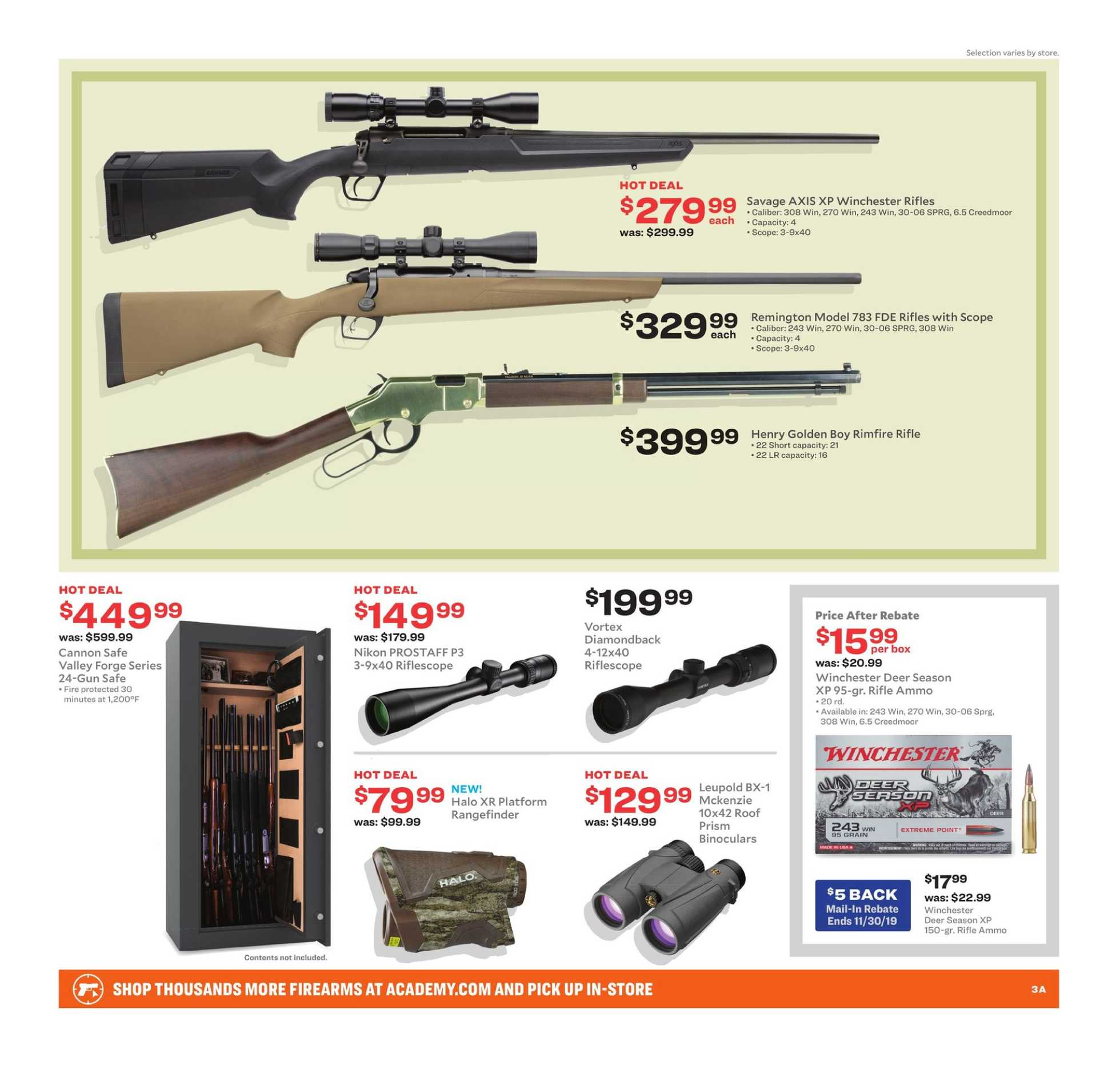 Academy Sports Outdoors Hunting Deals 08 14 19 Us Promotons Com