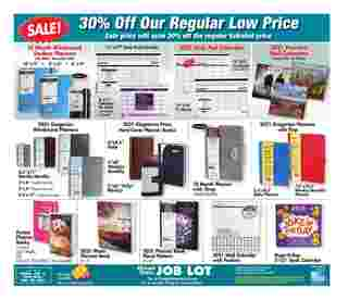 Ocean State Job Lot - deals are valid from 01/21/21 to 01/27/21 - page 22.
