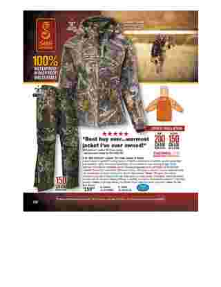 Bass Pro Shops - promo starting from 09/01/19 to 12/28/19 - page 110.