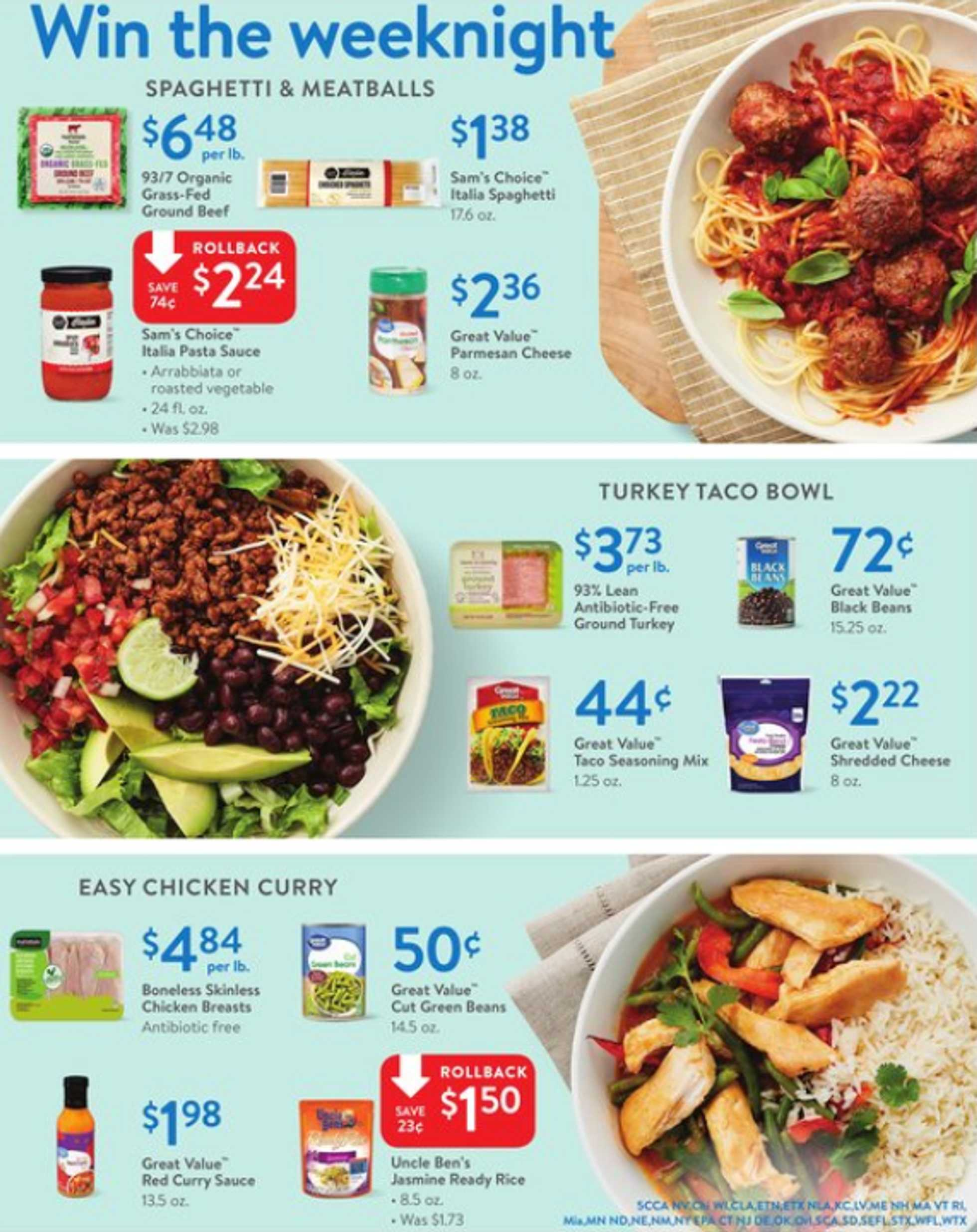 Walmart - deals are valid from 03/01/19 to 03/16/19 - page 4.