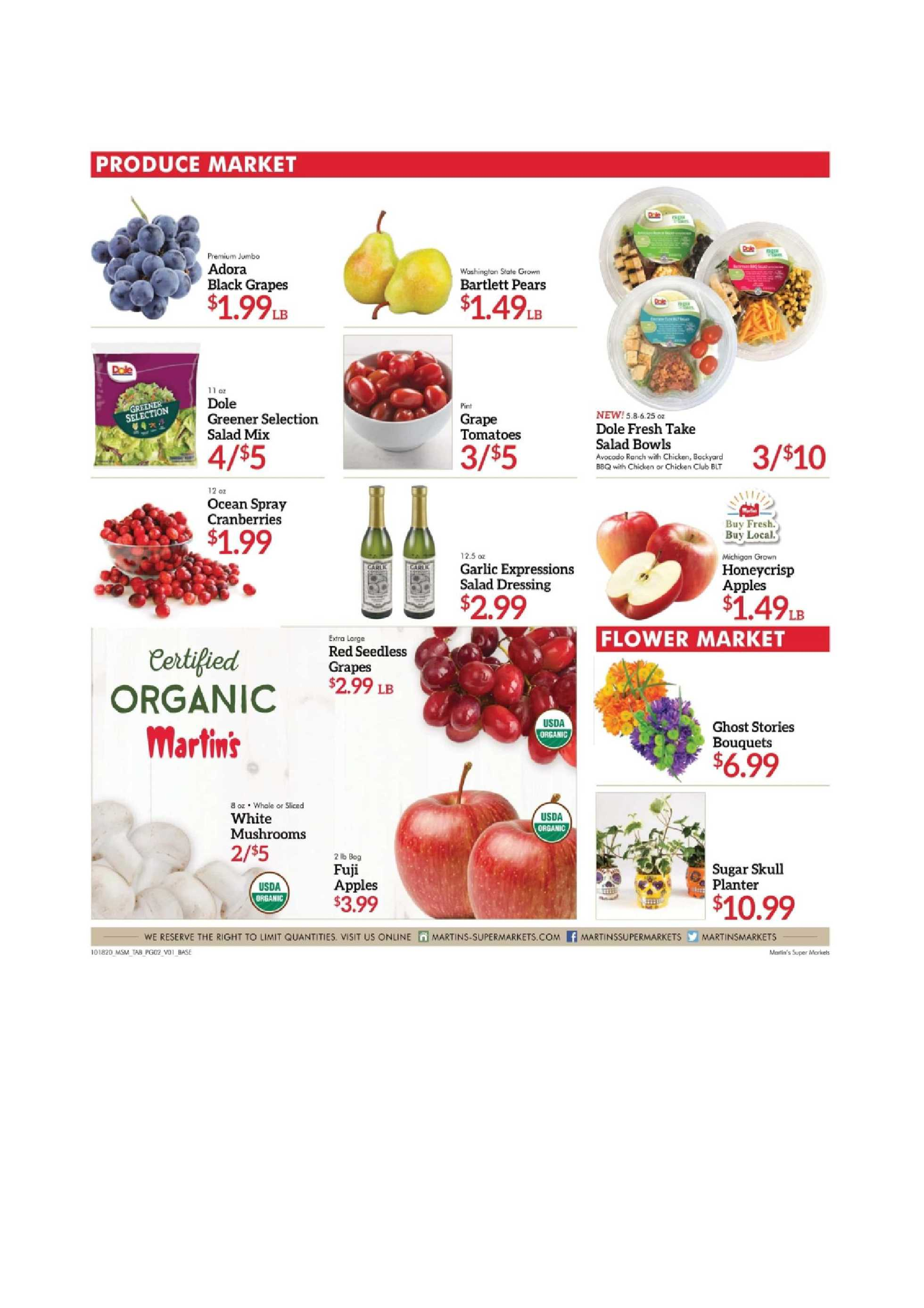 Martin's - deals are valid from 10/18/20 to 10/24/20 - page 2.