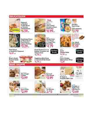 Martin's - deals are valid from 10/18/20 to 10/24/20 - page 9.