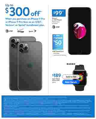 Walmart - deals are valid from 03/15/20 to 03/26/20 - page 10.