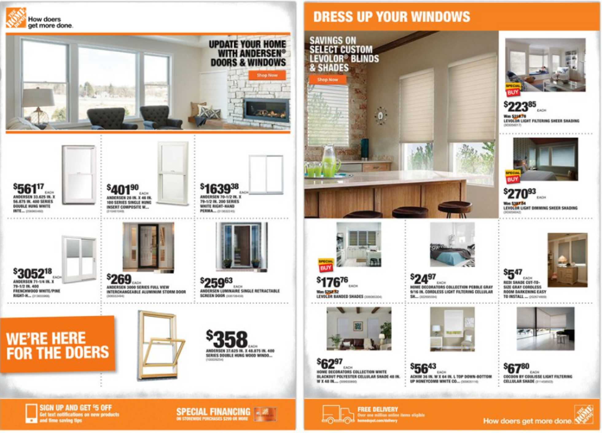 The Home Depot - deals are valid from 09/17/20 to 09/24/20 - page 1.