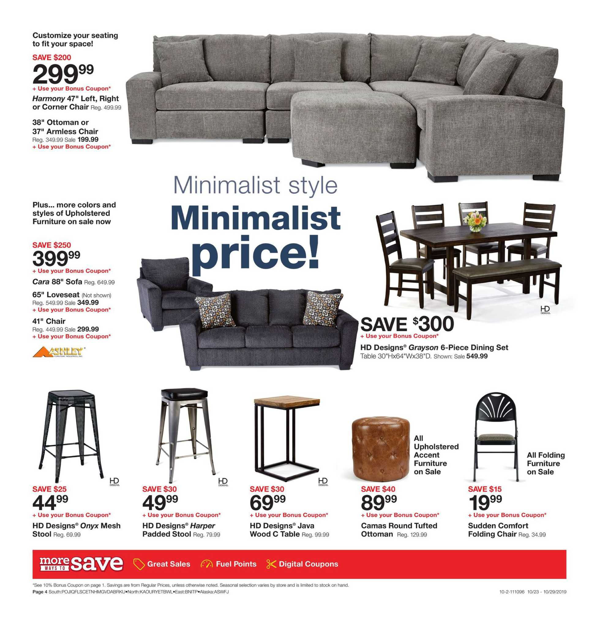 Fred Meyer - deals are valid from 10/23/19 to 10/29/19 - page 4.