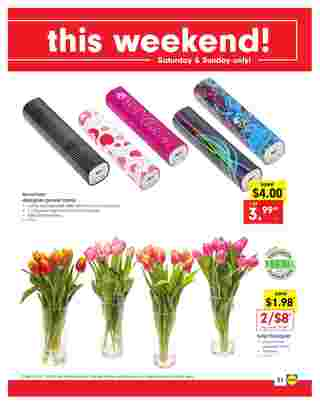 Lidl - deals are valid from 04/24/19 to 04/30/19 - page 31.