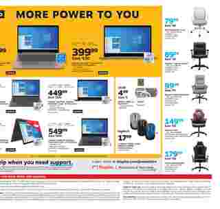 Staples - deals are valid from 08/02/20 to 08/08/20 - page 6.