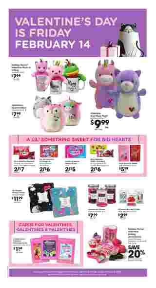 Kroger - deals are valid from 01/29/20 to 02/04/20 - page 8.
