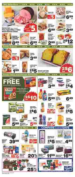 Albertsons - deals are valid from 12/03/19 to 01/06/20 - page 5.