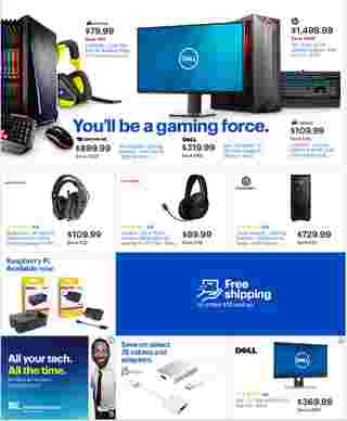 Best Buy - deals are valid from 05/05/19 to 05/11/19 - page 30.