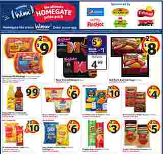 Winn Dixie - deals are valid from 09/30/20 to 10/07/20 - page 9.