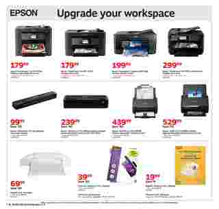 Staples - deals are valid from 07/26/20 to 08/01/20 - page 16.